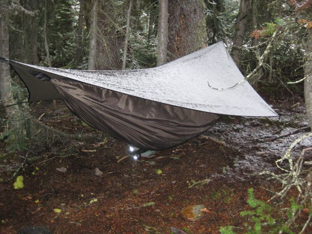 Hennessy Ultralite Backpacker Hammock Seattle