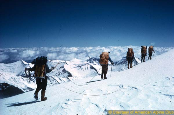 Expedición de América del Everest en 1963