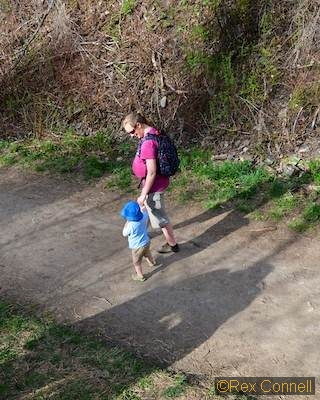 Big-Bellied Hiking: Tips for Pregnant Hikers