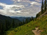 Chinook Pass Hike