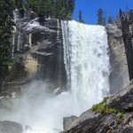 Vernal Fall, Yosemite National Park