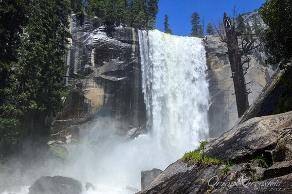 vernal falls_trail alongside view_std