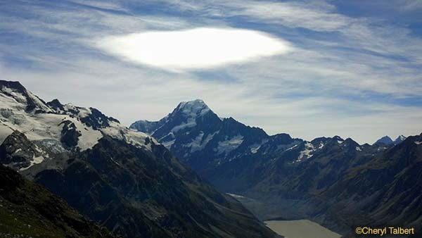 NZ Part 5- In the Center of Nature's Flow in Aoraki – Mount Cook National Park, New Zealand