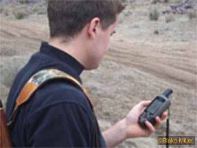 Calibrating The GPS's Electronic Compass