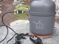 PowerPot V Review