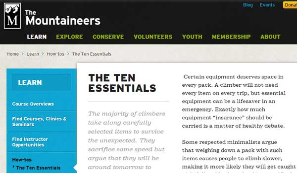 The-Mountaineers-10-essentials