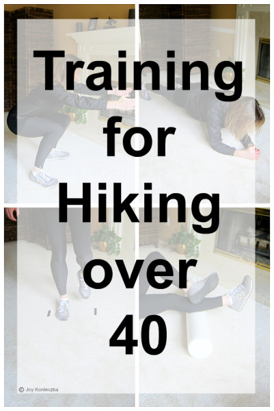 hiking over 40