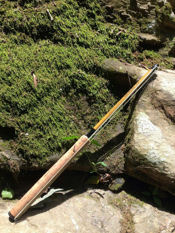 Patagonia s simple fly fishing tenkara rod review for Backpacking fishing pole