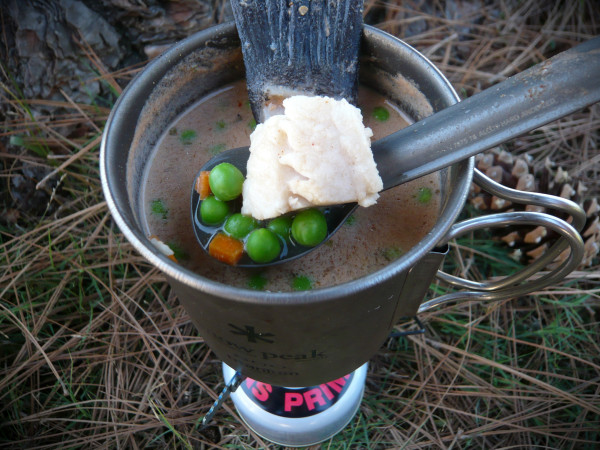 Backcountry Fish Soup Recipe