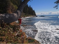 Hiking the Juan de Fuca Marine Trail on Vancouver Island