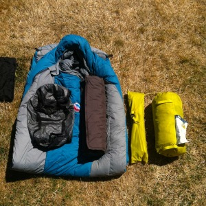 Backpacking Storage Tips