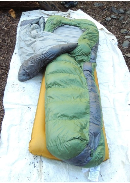 Sierra Designs Backcountry Bed
