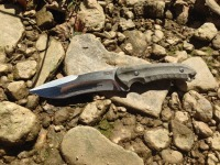 SOG Kiku Small Fixed Blade Knife Review