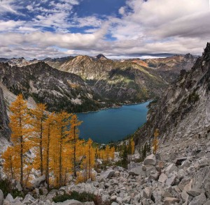 Colchuck Lake, Enchantments