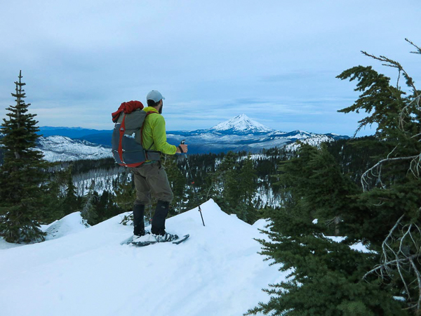 Winter Thru-Hiking Record of the Pacific Crest Trail