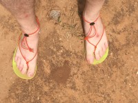 Lizard RollUp Packable Sandal Review