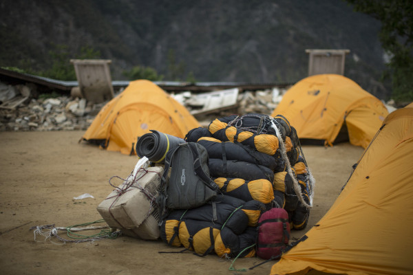 Relief Efforts in Nepal