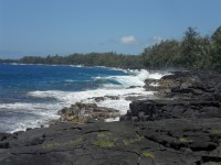 Hiking Hawaii's Puna Trail