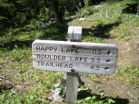 Happy Ridge Trail