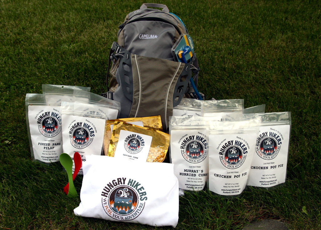 Hungry Hikers provides innovative, lightweight, delicious and hearty meals to the backpacker