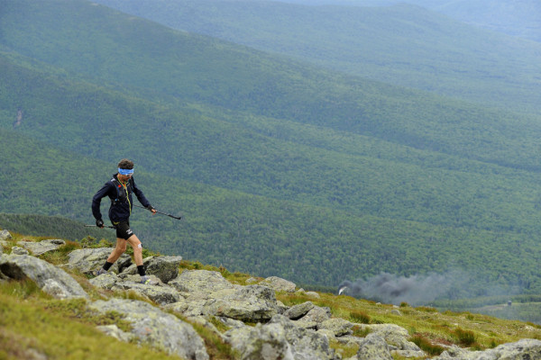 New Speed Record on the Appalachian Trail