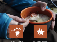 Trail Chef iPhone App & E-Book Review