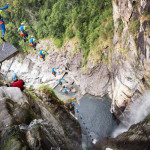 New Cliff Diving World Record Set in Switzerland