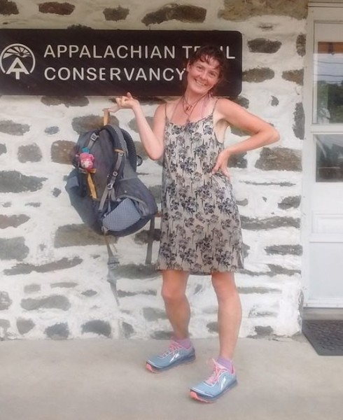 Appalachian Trail Speed Record