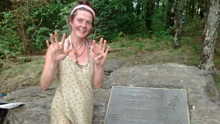 Appalachian Trail Speed Record Falls in just 54 days to Seattle native Heather Anderson. Source: kuow.org