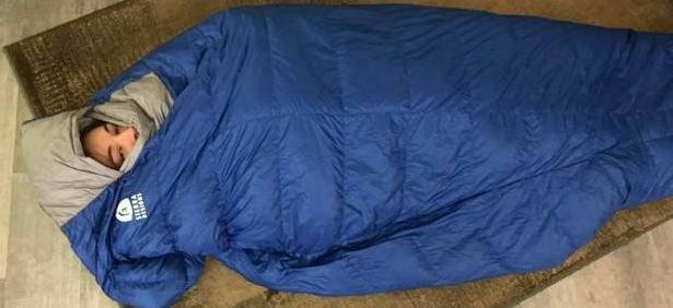 Sierra Designs Backcountry Quilt 15 Dridown Review - Seattle Backpackers Magazine