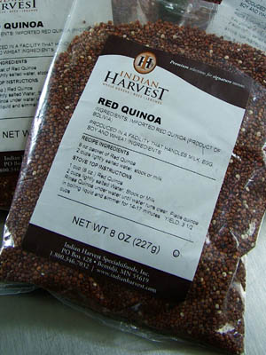 Quinoa – A Superfood for the Trail