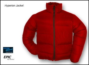 Review-The Hyperion Jacket  – A Feathered Friend, Indeed!