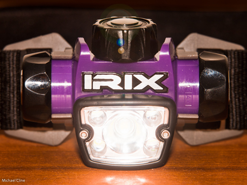 "Headlamp Review ""Icon IXP107A Irix I"""