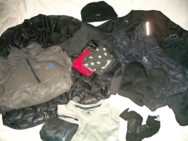 Ultralight Clothing Systems