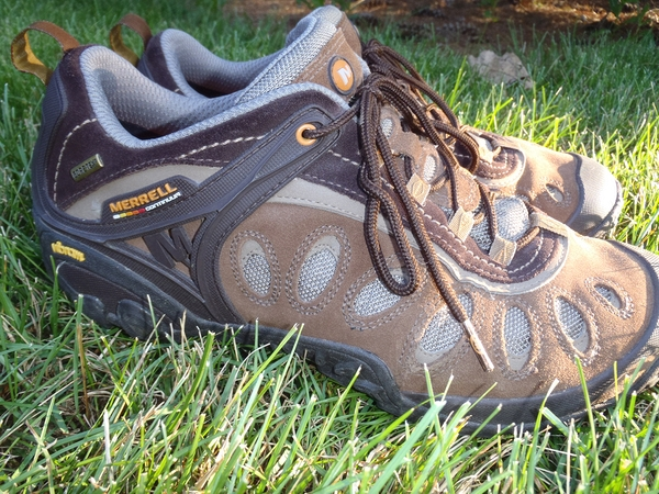 Gear Review: Merrell Chameleon 3 Ventilator Gore-Tex Cross-Training Shoes