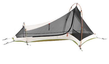 The 3lb 7 ounce tent is not for the ultra-light but itu0027s ideal for the ultra-convenient. Tent rain fly ground cloth and poles pack up neatly in a slim ...  sc 1 st  Seattle Backpackers Magazine & The Mountain Hardwear Sprite: The Solo Sleeperu0027s Dream - Seattle ...
