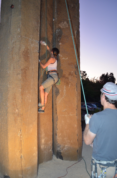 Basalt Columns – A Tradition of Climbing Education