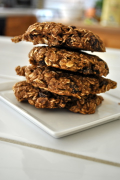 Food on the Trail – Energy Mix Cookies