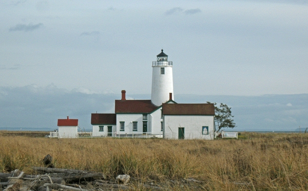 Dungeness Spit Trail And Lighthouse Seattle Backpackers