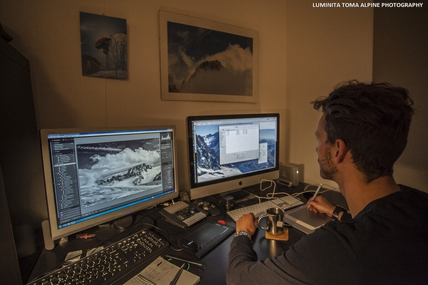Making of World's Most Detailed Photograph of Mont Blanc