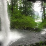 Horsetail Falls to Triple Falls