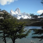 The Road to Mt FitzRoy Patagonia