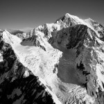 Mountainscapes in Black and White by Stephen Matera