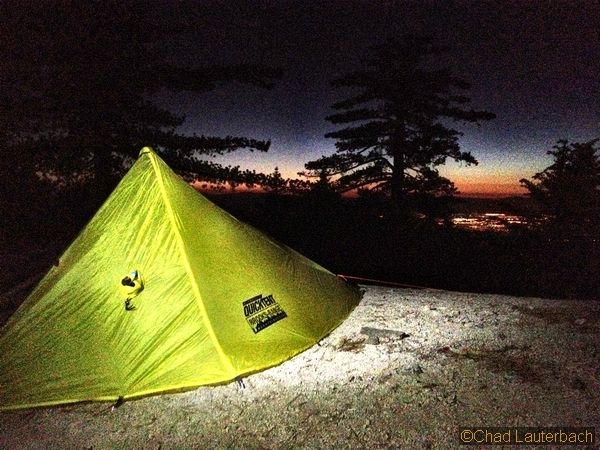 Pros & Brooks Range Ultralight Quick Tent - Seattle Backpackers Magazine
