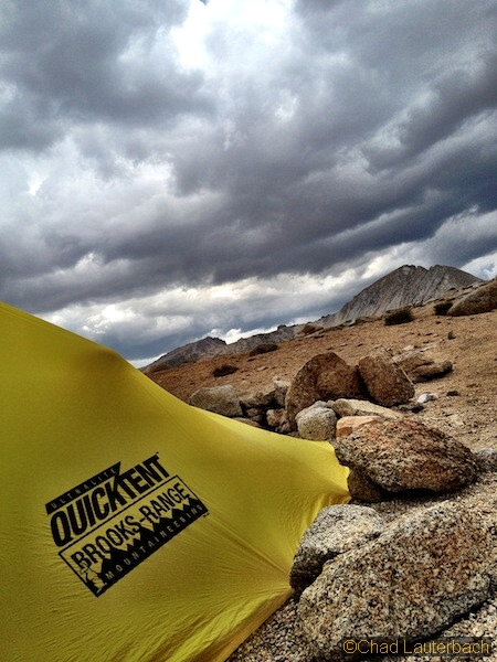Manufacturer Brooks Range & Brooks Range Ultralight Quick Tent - Seattle Backpackers Magazine