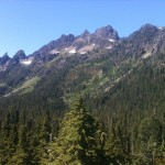 Mildred Lakes: Skokomish Wilderness