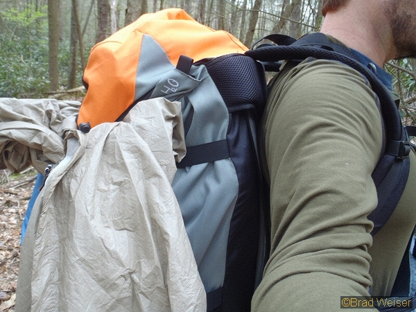 Victory Cross Country 60L Pack