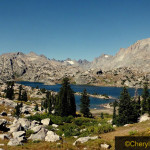 Wind River Range Part I: Green River Lakes to East Fork River