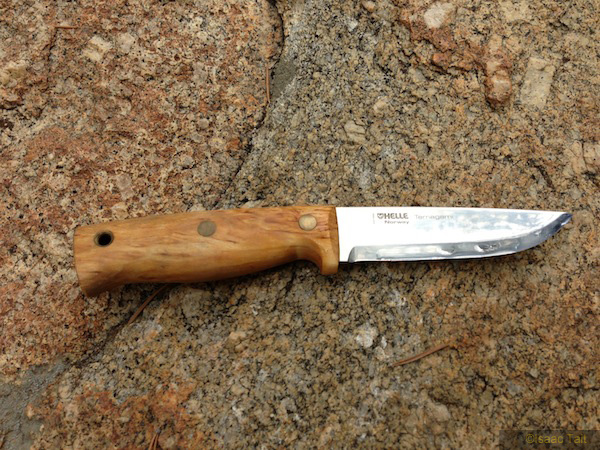 Helle Temagami Knife Review