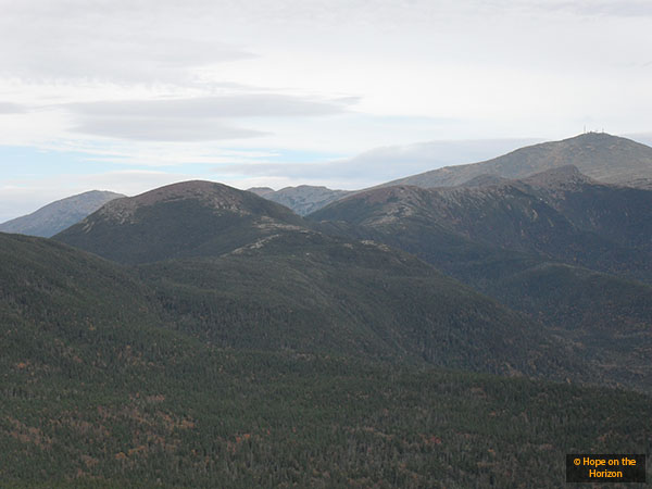 Hope on the Horizon Beyond Crawford Notch